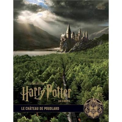 La collection harry potter au cinema t6 le chateau de poudlard
