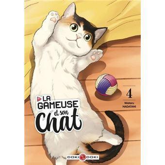 La gameuse et son chat tome 4