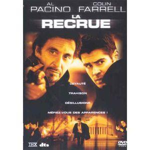 La recrue dvd occasion
