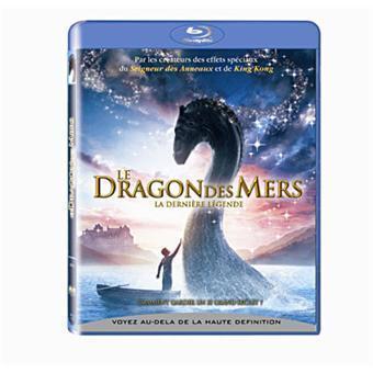 Le dragon des mers la derniere legende blu ray