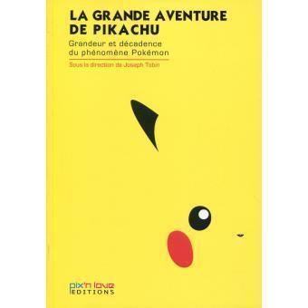 Le grande aventure de pikachu pix n love edition