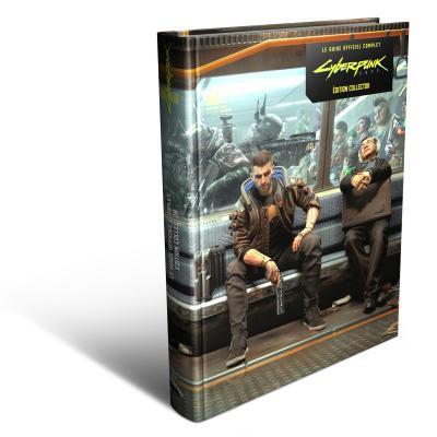 Le guide officiel complet collector cyberpunk 2077 1