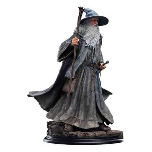 Le seigneur des anneaux gandalf le gris statuette 36cm 2