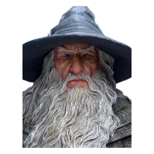 Le seigneur des anneaux gandalf le gris statuette 36cm 3