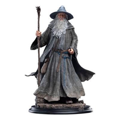 Le seigneur des anneaux gandalf le gris statuette 36cm