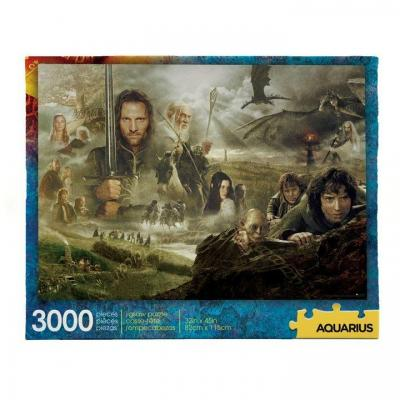 Le seigneur des anneaux puzzle 3000p 1