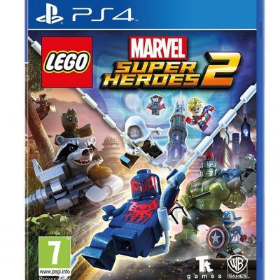 Lego marvel superheroes 3