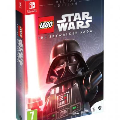 Lego star wars the skywalker saga deluxe 1