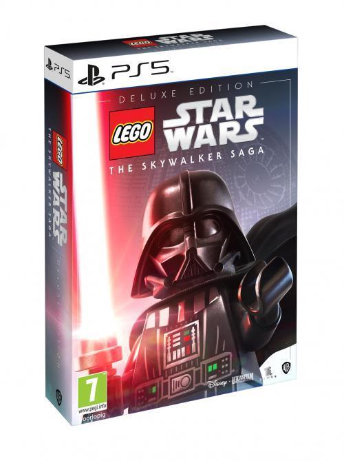 Lego star wars the skywalker saga deluxe