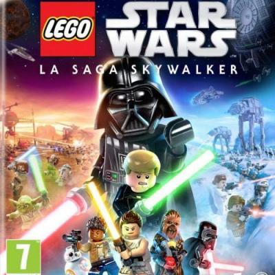 Lego star wars the skywalker saga xb one serie x