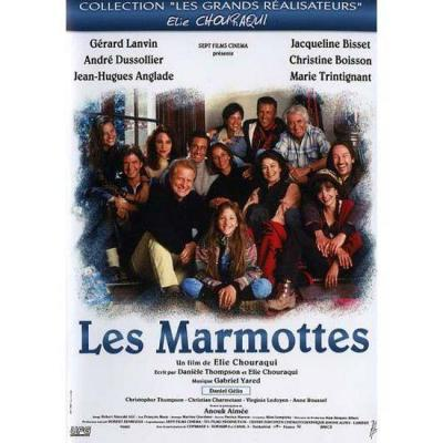 Les marmottes dvd occasion