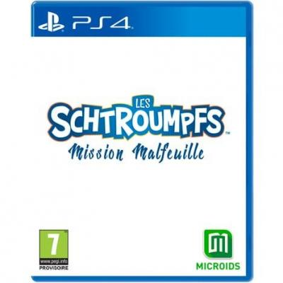 Les schtroumpfs mission malfeuille limited edition 1