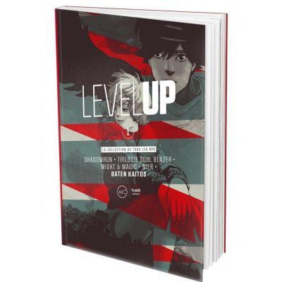 Level up la collection de tous les rpg vol 1