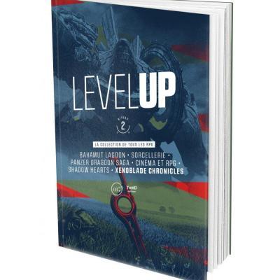 Level up la collection de tous les rpg vol 2