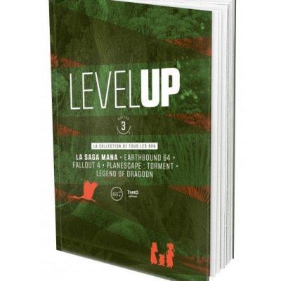 Level up la collection de tous les rpg vol 3