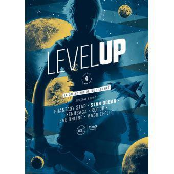 Level up la collection de tous les rpg vol 4