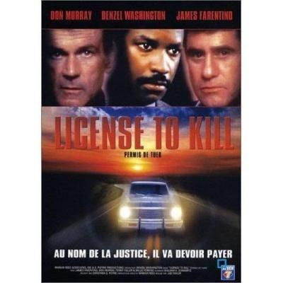 Licence to kill dvd occasion