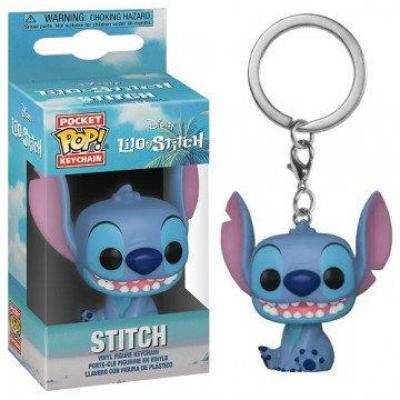 Lilo stitch pocket pop keychain stitch