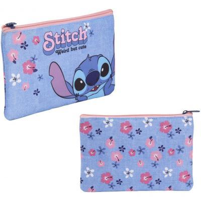 Lilo stitch weird but cute trousse de toilette