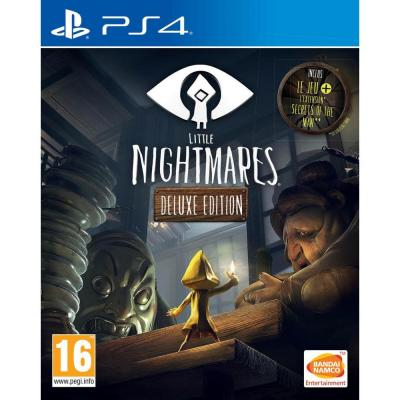 Little nightmares complete edition 1