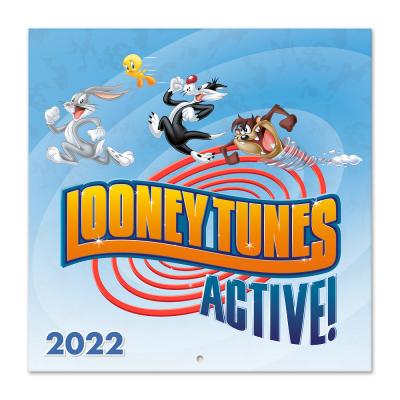 Looney tunes calendrier 2022 30x30cm