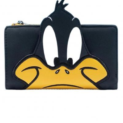 Looney tunes daffy duck portefeuille loungefly 16 5x10
