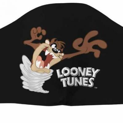 Looney tunes taz mad masque visage adulte