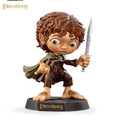 Lord of the rings frodo figurine mini co 11cm 3