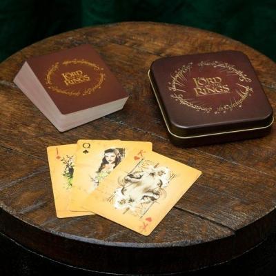 Lord of the rings jeu de 52 cartes