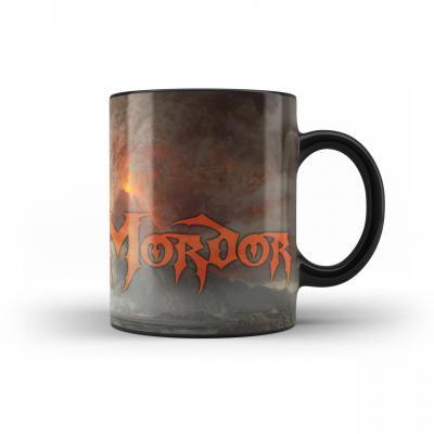 Lord of the rings mordor mug en ceramique 315ml