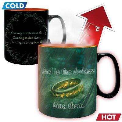Lord of the rings mug thermoreactif 460 ml sauron