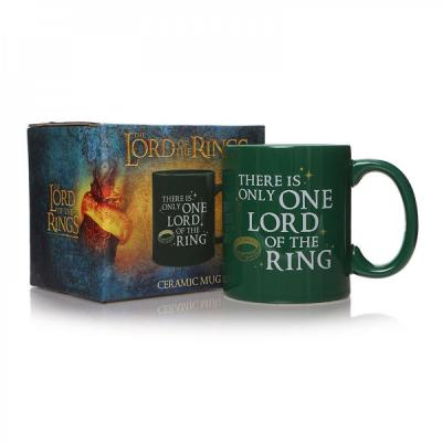 Lord of the rings only one my lord mug 350ml 1