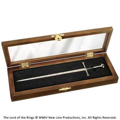 Lord of the rings ouvre lettres anduril