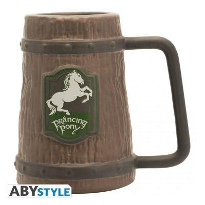 Lord of the rings poney fringant mug 450ml