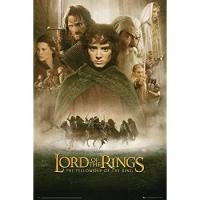 Lord of the rings poster 61x91 fellowship of the ring 1