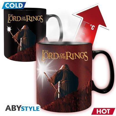 Lord of the rings you shall not pass mug thermoreactif 460ml