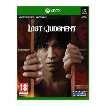 Lost judgment jpn uk voice e f i g s text xbox one xbox sx