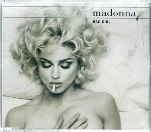 Madonna bad girl maxi cd occasion