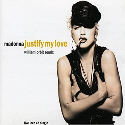 Madonna justify my love maxi cd occasion