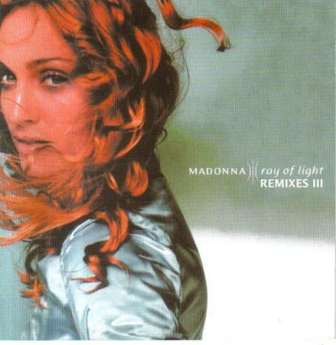 Madonna ray of remixes 3 cd occasion rare