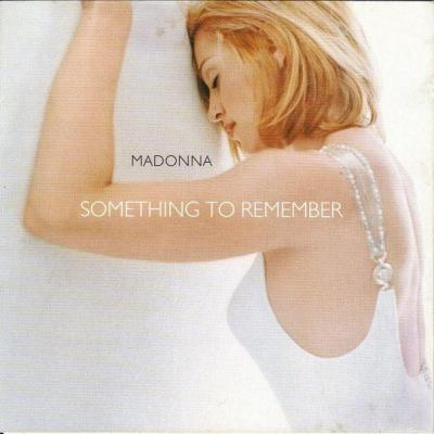 Madonna something to remember cd occasion