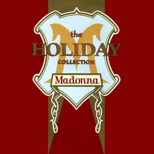 Madonna the holiday collection maxi cd occasion rare
