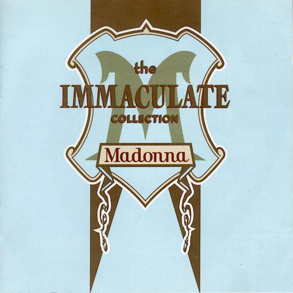 Madonna the immaculate collection cd occasion