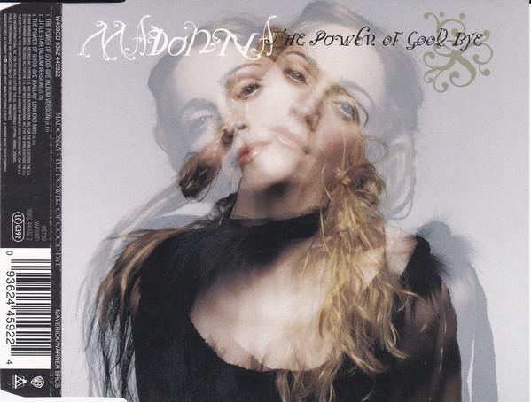 Madonna the power of good bye maxi cd occasion