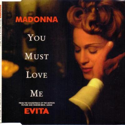 Madonna you must love me maxi cd occasion