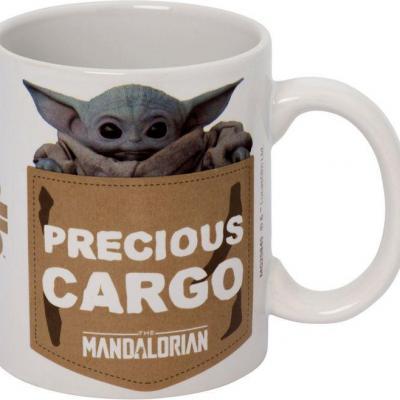 Mandalorian mug 315 ml precious cargo