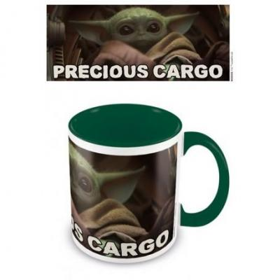 Mandalorian precious cargo mug interieur colore 315ml