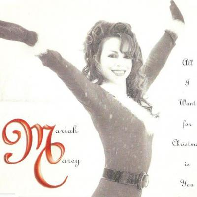 Mariah carey all i want for christmas is you maxi cd occasion