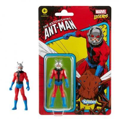 Marvel ant man figurine legends retro series 10cm