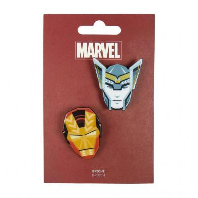 Marvel avengers broches